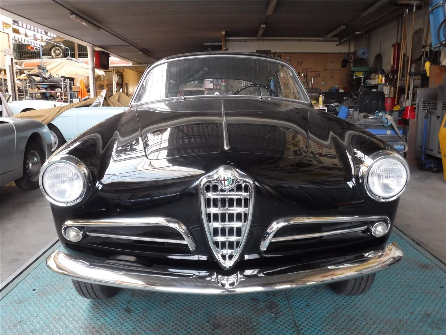 1956 ALfa Romeo 1300 sprint type 750 For Sale (picture 2 of 6)