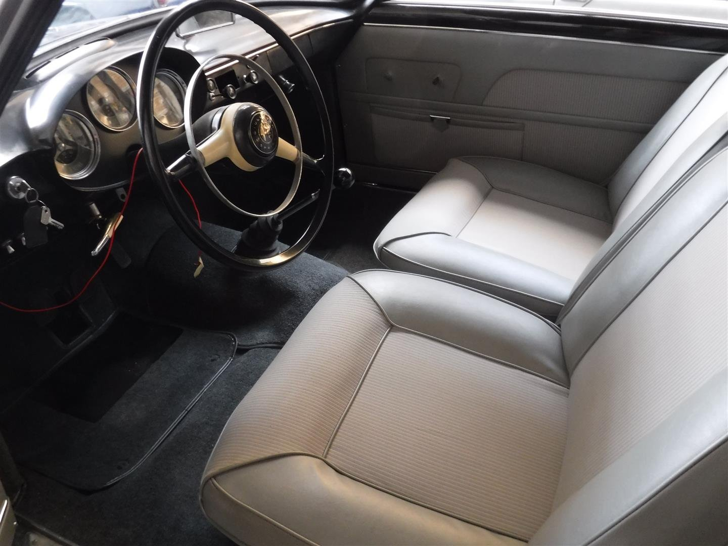 1956 ALfa Romeo 1300 sprint type 750 For Sale (picture 6 of 6)