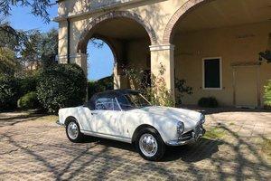 Alfa Romeo Giulietta Spider Veloce 1960 LHD  For Sale