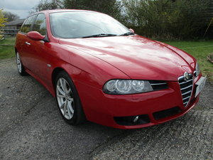 2004 Alfa Romeo 156 Sportwagon 2.5V6 Ti Q system SOLD