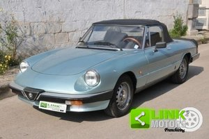 1984 ALFA ROMEO SPIDER 1.6 DUETTO - ISCRITTA ASI For Sale