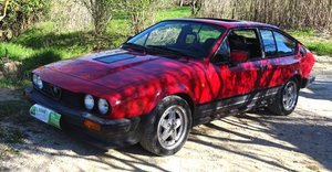 1986 Alfa Romeo GTV6 2500CC For Sale