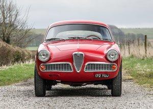 1960 Alfa Romeo Giulietta Sprint For Sale by Auction