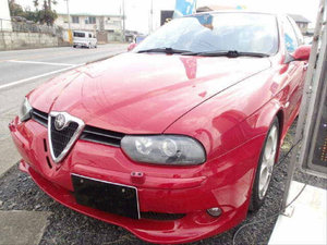 2004 ALFA ROMEO 156 SPORTWAGON GTA 3.2 * 1 OF 504 SELES SPEED For Sale