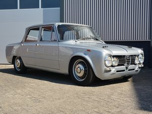1967 Alfa Romeo Giulia 1600 For Sale