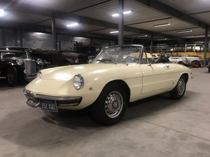 1967 Alfa Romeo Spider Duetto 1750 Veloce For Sale