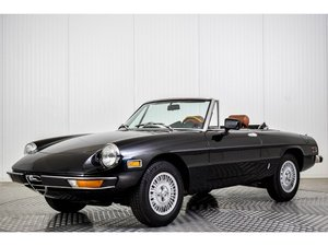 1978 Alfa Romeo Spider 2.0 Veloce For Sale