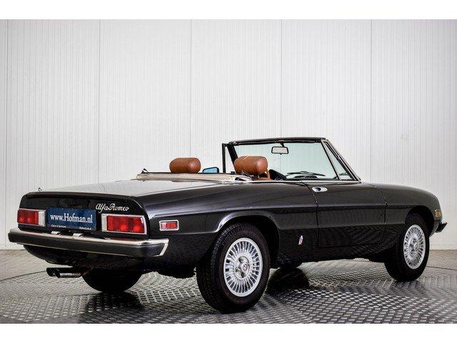 1978 Alfa Romeo Spider 2.0 Veloce For Sale (picture 2 of 6)
