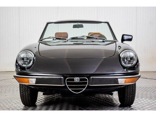 1978 Alfa Romeo Spider 2.0 Veloce For Sale (picture 3 of 6)