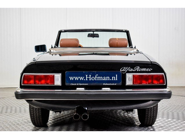 1978 Alfa Romeo Spider 2.0 Veloce For Sale (picture 4 of 6)