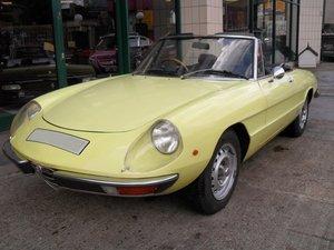 1972 Alfa Romeo Spyder 2000 For Sale