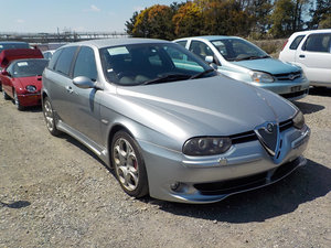 2004 ALFA ROMEO 156 SPORTWAGON GTA 3.2 * FULL BLACK LEATHER  For Sale