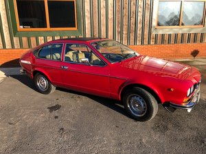 1979 Alfa collector's dream. One of only two worldwide For Sale