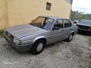 1985 Alfa Romeo 90 td