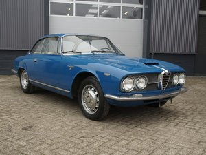1962 Alfa Romeo 2600 Sprint For Sale