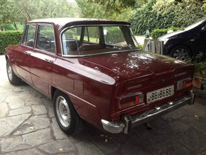 Beautiful 1971 Giulia in good condition For Sale