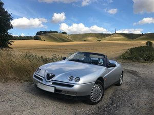 1996 (P) ALFA ROMEO 2.0 TWIN SPARK SPIDER For Sale