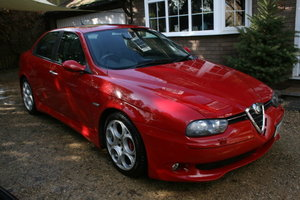 2003 Alfa Romeo 156 GTA For Sale by Auction