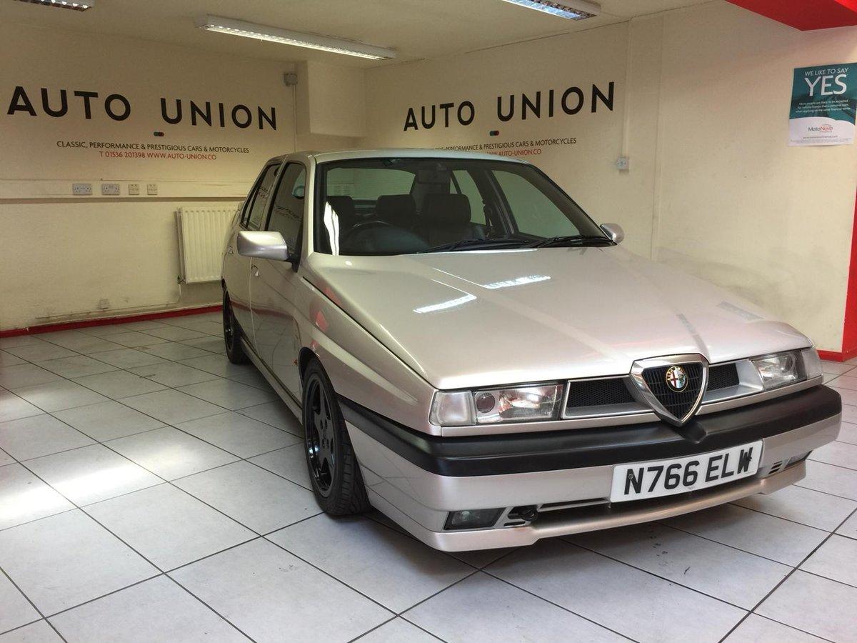 1995 ALFA ROMEO 155 V6 For Sale (picture 1 of 6)
