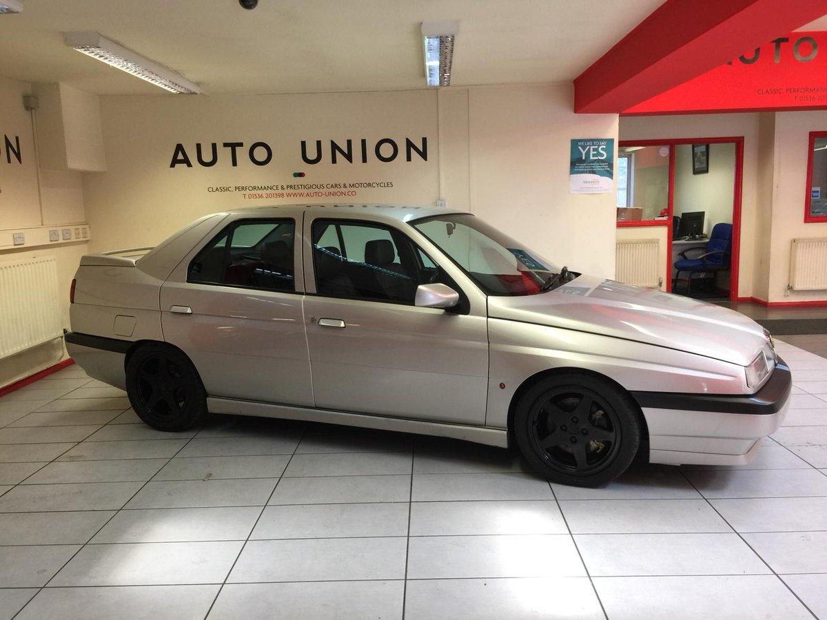 1995 ALFA ROMEO 155 V6 For Sale (picture 3 of 6)