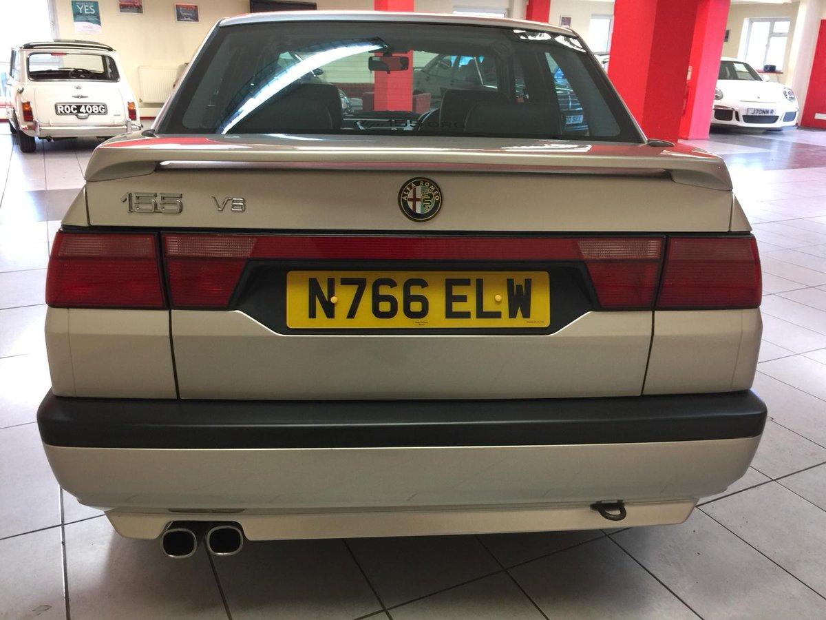 1995 ALFA ROMEO 155 V6 For Sale (picture 4 of 6)