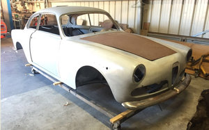 1961 Giulietta Sprint Veloce - Restoration Project For Sale