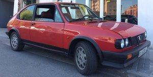 1984 Alfasud 1.5 ti Cloverleaf For Sale