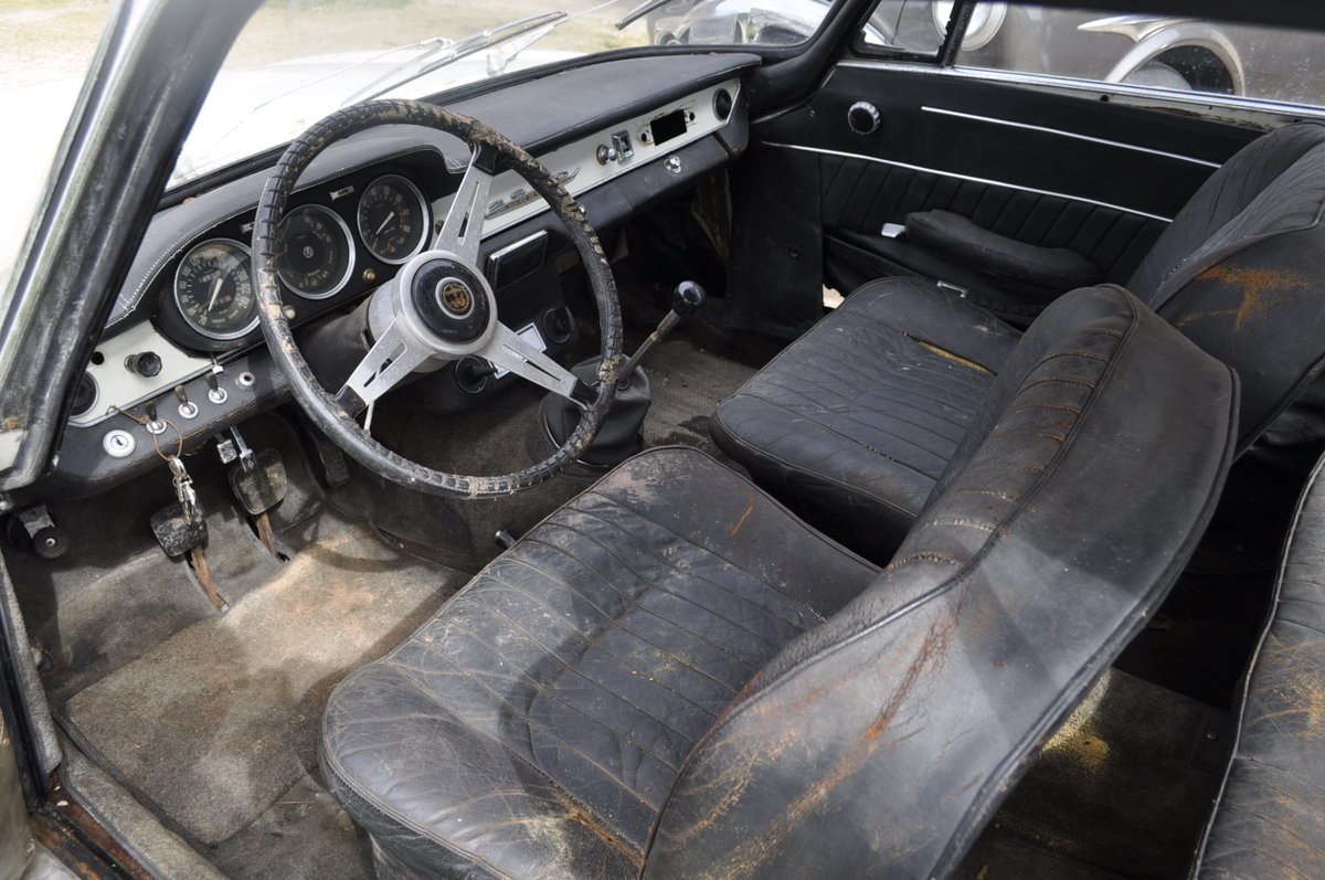 ALFA ROMEO 2600 Sprint – 1963 For Sale by Auction (picture 6 of 6)