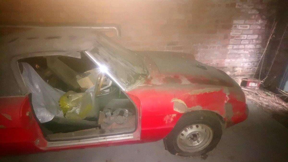 1977 Alfa Romeo Spider For Sale (picture 1 of 4)