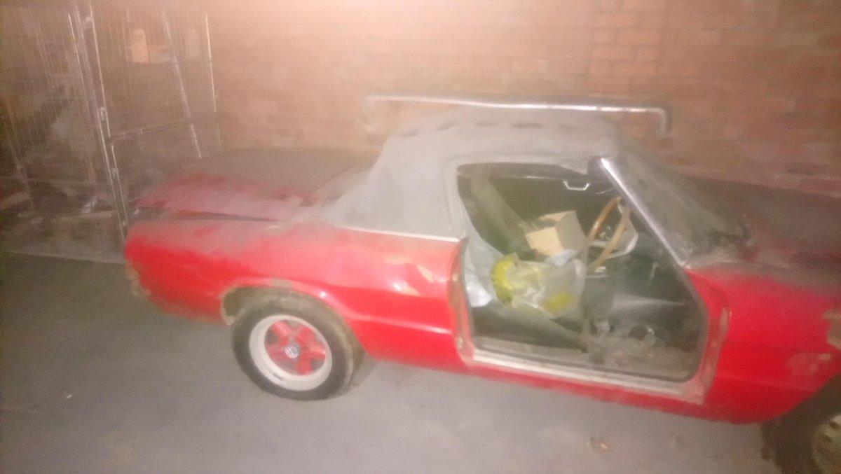1977 Alfa Romeo Spider For Sale (picture 2 of 4)