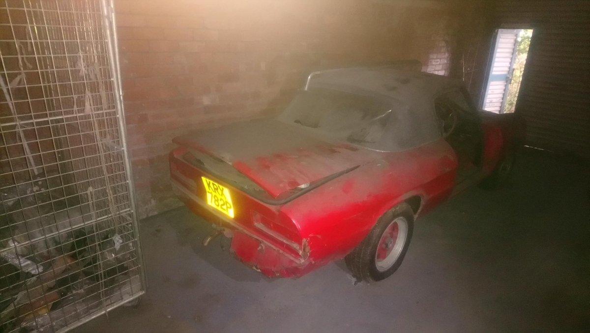 1977 Alfa Romeo Spider For Sale (picture 3 of 4)