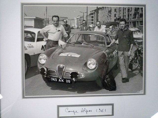 1961 Alfa Giulietta SZ Zagato (Coda Tonda) For Sale (picture 6 of 6)