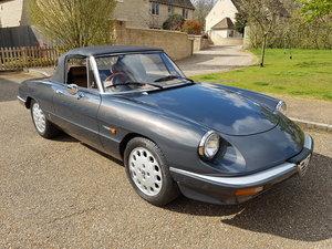 Alfa Romeo Spider 2.0 1984 - Superb Condition For Sale