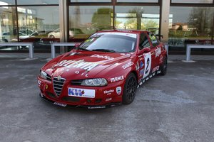2004 Alfa Romeo 156 WTCC official car AUTODELTA