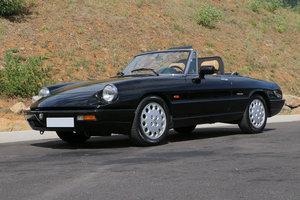1991 ALFA ROMEO SPIDER 2000 IV For Sale