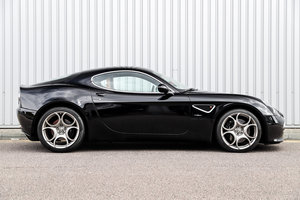2009 Alfa 8C Competizione Black with tan plus luggage For Sale