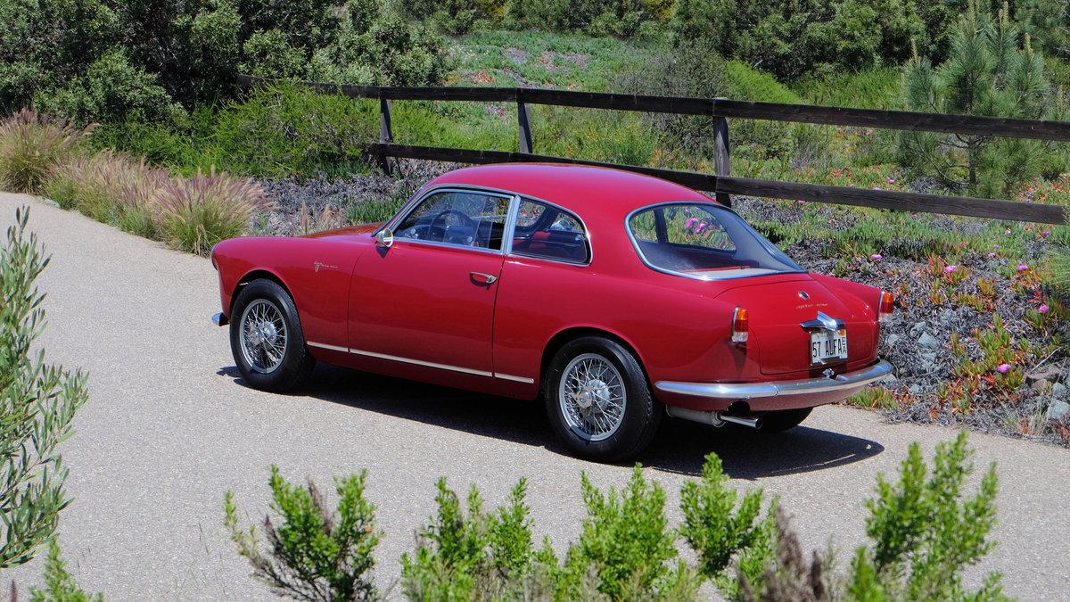 1957 Alfa Romeo Tipo 750E Bertone Giulietta Sprint Veloce Al For Sale (picture 2 of 6)
