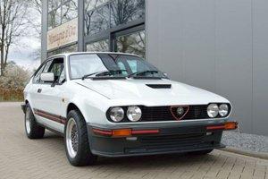 1985 Alfa Romeo GTV6 3.0 South African Homologati For Sale