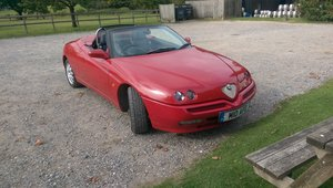 1998 Alfa Romeo Spider - 2.0 TS Twin Spark  150 BHP For Sale