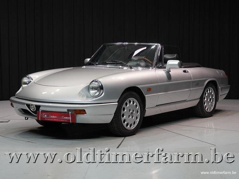 1993 Alfa Romeo Spider 4 2.0 '93 For Sale (picture 1 of 6)