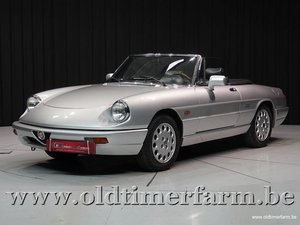 1993 Alfa Romeo Spider 4 2.0 '93 For Sale