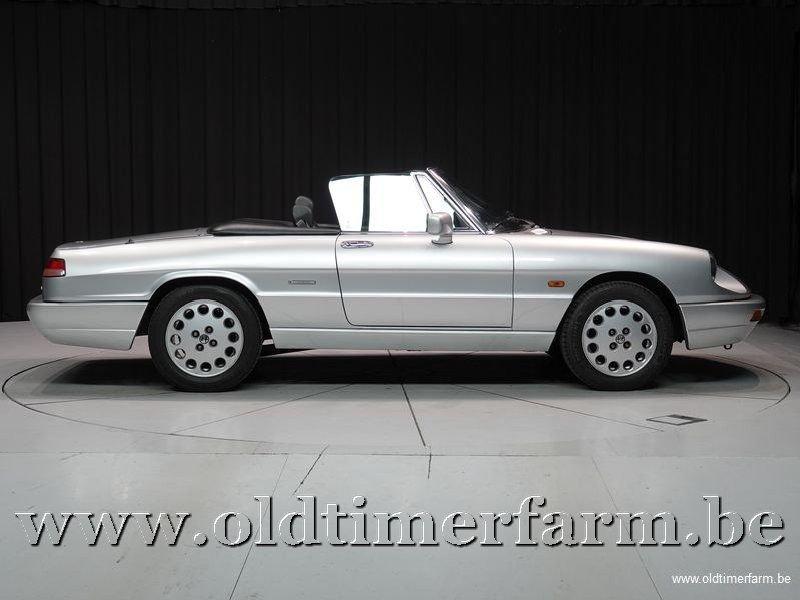 1993 Alfa Romeo Spider 4 2.0 '93 For Sale (picture 3 of 6)