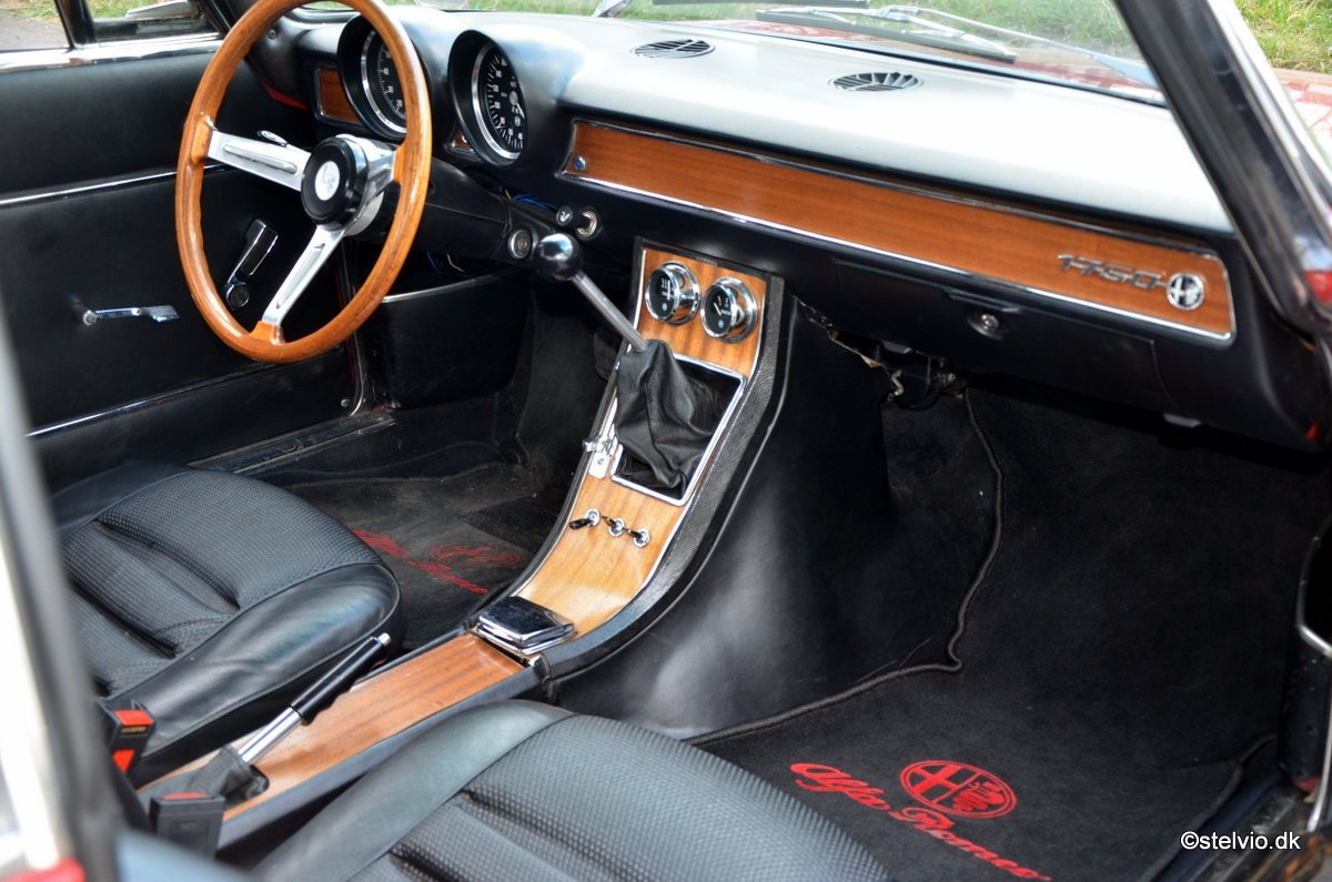 1969 Alfa Romeo 1750 GT Veloce Series 1 For Sale (picture 3 of 6)