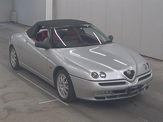2002 ALFA ROMEO SPIDER 916 3.0 V6 24V CONVERTIBLE MODERN CLASSIC For Sale (picture 1 of 3)