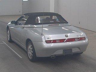 2002 ALFA ROMEO SPIDER 916 3.0 V6 24V CONVERTIBLE MODERN CLASSIC For Sale (picture 2 of 3)