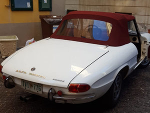 1969 Alfa romeo Duetto 1750 round tail For Sale