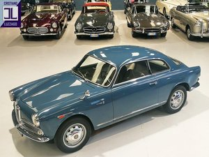 1960 ALFA ROMEO GIULIETTA SPRINT 1300 For Sale