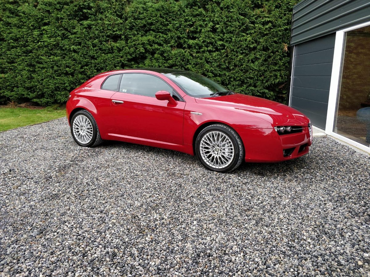 2006 Alfa Romeo Brera, uk registered, 1 owner 3.2, 4wd For Sale (picture 1 of 6)