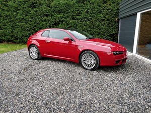 2006 Alfa Romeo Brera, uk registered, 1 owner 3.2, 4wd