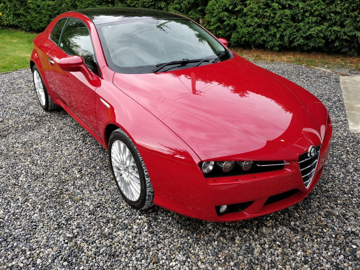 2006 Alfa Romeo Brera, uk registered, 1 owner 3.2, 4wd For Sale (picture 2 of 6)